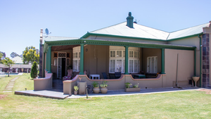 Ebenezer guest house colesberg accommodation